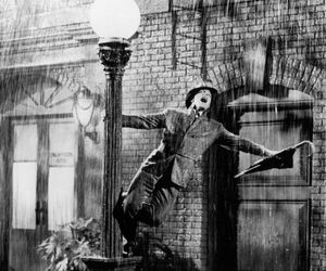 star wars, rain, and Singing In The Rain image