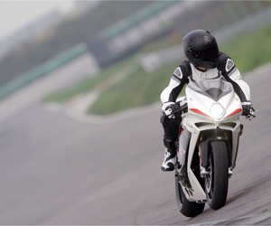 bikes, track, and mv agusta image