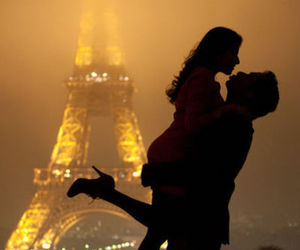 paris, romantic, and cute image
