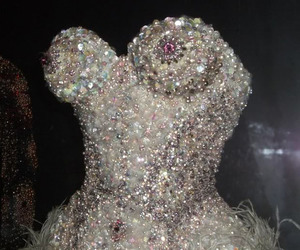 beautiful, fashion, and sparkles image