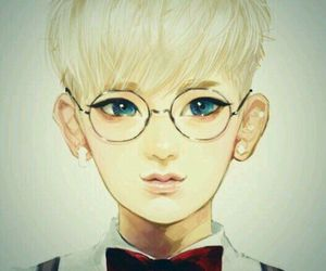 exo, fanart, and kpop image
