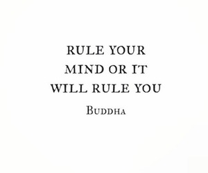 black and white, Buddha, and hipster image