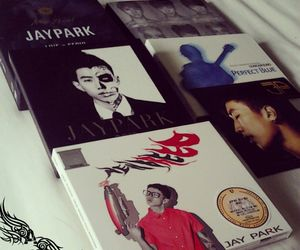 albums, collection, and jaypark image
