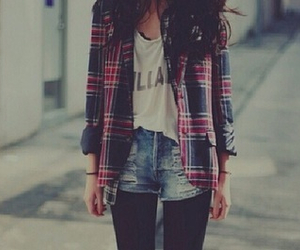 clothes, hipster, and lovely image