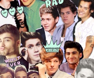 Collage, 1d, and liam payne image