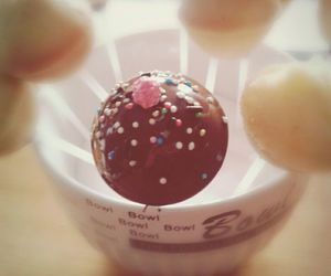 cake pops, yummy, and chocolate image