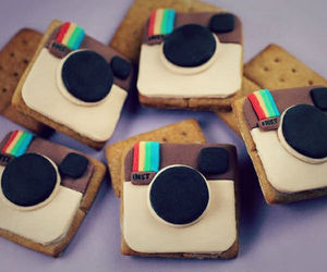 Cookies, insta, and followers image