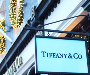 blue, present, and tiffany image
