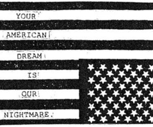 Dream, flag, and nightmare image