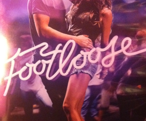 footloose, kenny wormald, and julianne hough image