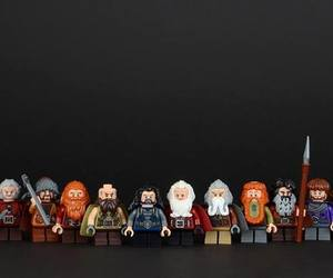 lego, cute, and the hobbit image