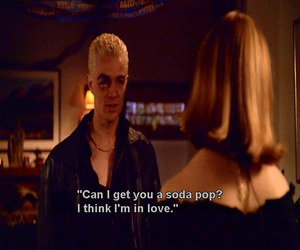 buffy, buffy the vampire slayer, and spuffy image
