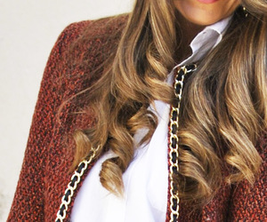 brown, brunette, and fashion image