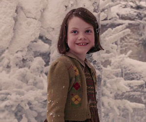 chronicles of narnia, georgie henley, and girl image