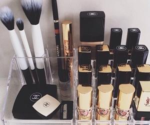 chanel, cosmetics, and makeup image