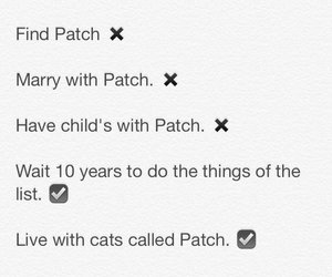 patch, hush hush, and cipriano image