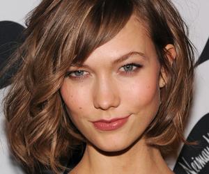 hair and Karlie Kloss image