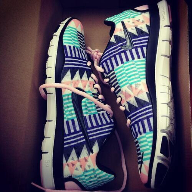 0f851b5cee73b nike shoes :) discovered by Kstar ☆ on We Heart It