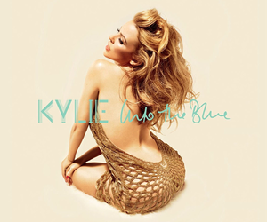 into the blue and kylie minogue image