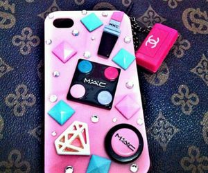 case, iphone, and mac image