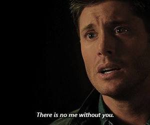 supernatural, love, and dean winchester image