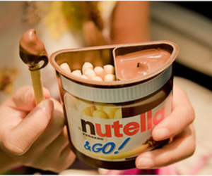 nutella, nutella<3, and follow meeee?? image