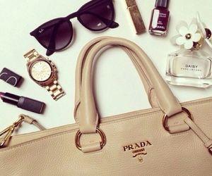 Prada, bag, and chanel image