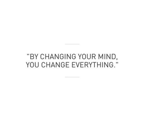 change, everything, and changes image