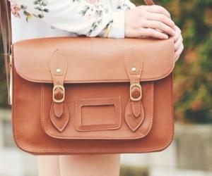 bag, fashion, and cambridge satchel image