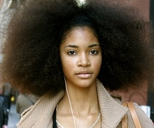 African, Afro, and hair image