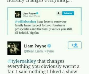 OMG, tyler oakley, and liam payne image