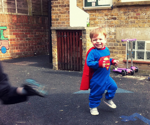 baby, cape, and foto image