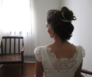 hair and romantique image