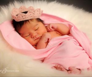 baby, baby girl, and beautiful image