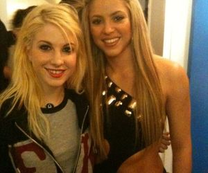 hayley williams, shakira, and paramore image