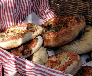 bread, yum, and flat breads image