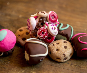 charms, Cookies, and chocolate image