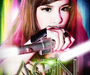 2ne1, park bom, and all or nothing image