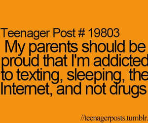 internet, quote, and teenager post image