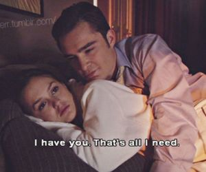 always, chuck bass, and love quotes image