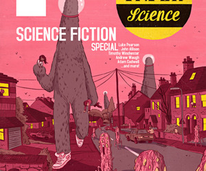 aliens, cartoon, and cover image