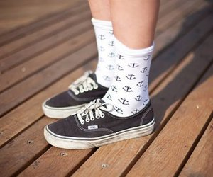 vans, fashion, and pretty image