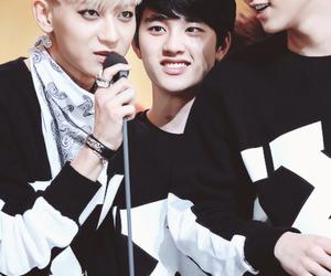exo, tao, and d.o image