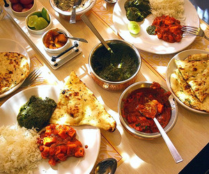 bombay, delicious, and india image