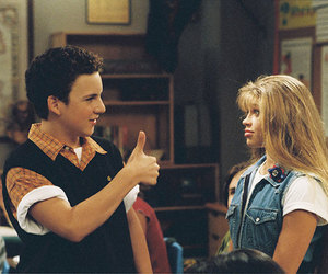 boy meets world, Relationship, and topanga image