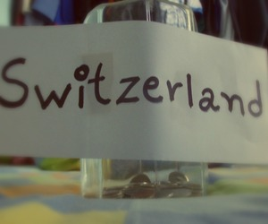 jar, savings, and switzerland image