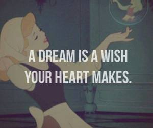 cinderella, disney, and wish image