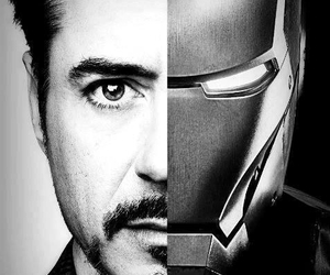 iron, JR, and my image