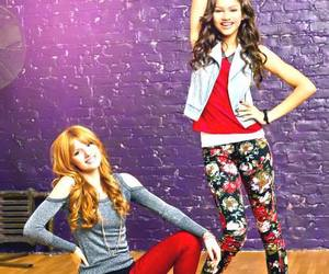 bella thorne and bella thorne shake it up image