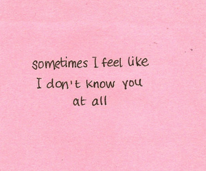 quote, pink, and text image